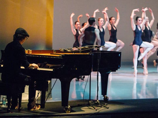 """Nashville Ballet will perform """"The Ben Folds Project"""""""