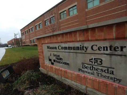 City officials closed all pools at the Mason Community