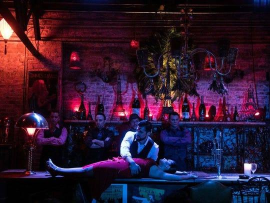 "Atlanta Opera's recent production of ""Maria de Buenos"