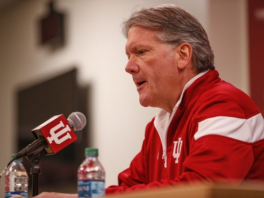 Fred Glass says he's willing to put his money where his mouth is when it comes to IU basketball expectations.