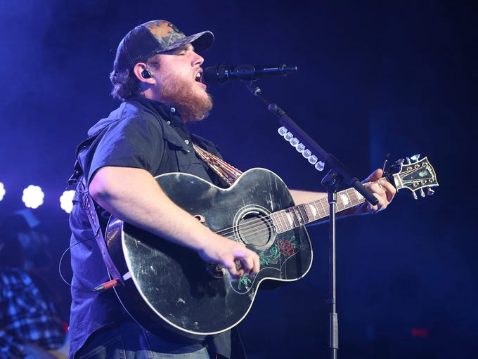 MAY 1GRAND OLE OPRY WITH LUKE COMBS: 7 p.m. Opry House,