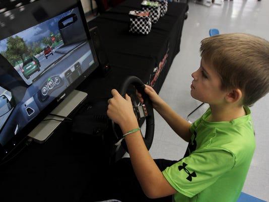 Driving simulator Marion