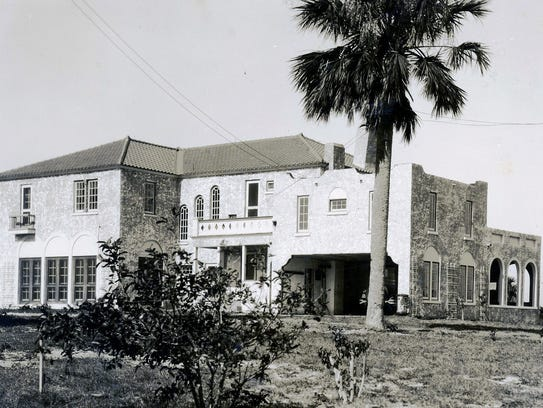 Italian Villa in the late 1930s