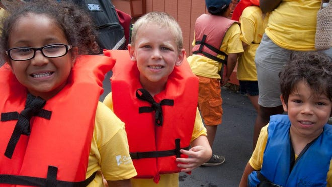 Winton Woods hosts the Kid's Outdoor Adventure Expo from 9:30 a.m.-3 p.m. Friday.