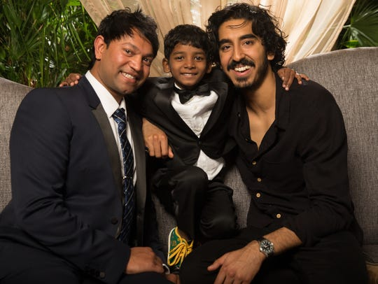 The three Saroos of 'Lion': The real Saroo Brierley