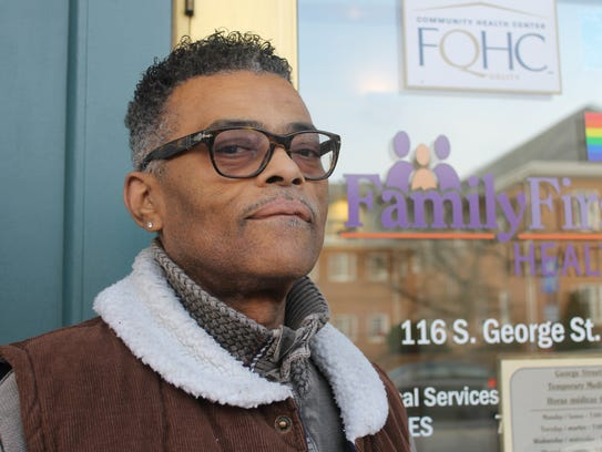 Nathaniel King, 59, visited Family First Health on