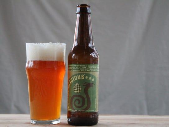 Hapalicious, American pale ale, Ale Asylum