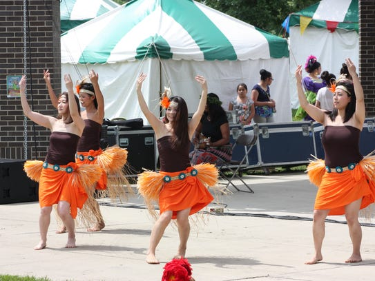 Canton's Liberty Fest will once again include the International