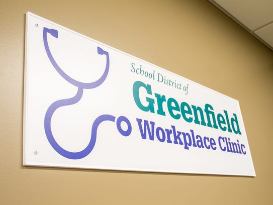 The Greenfield School District opened up their workplace