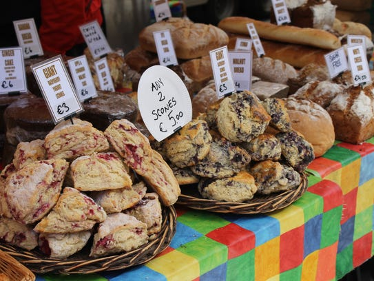 Baked good and craft items will be available at a sale