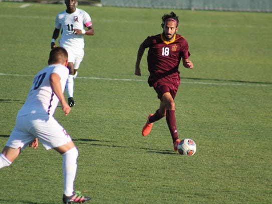 Hartnell Men's Soccer ended their season with another