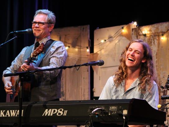 Steven Curtis Chapman and Christian Academy of Knoxville