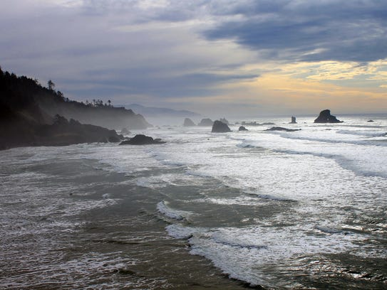 Ecola State Park makes a great winter hike.