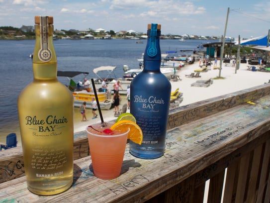 no kenny chesney tickets kick back with a blue chair bay rum drink