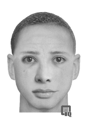 Composite sketch of suspect who tried to rob Michaels store on Pine Island