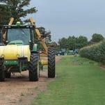 La. farmers gather under cloud of uncertainty