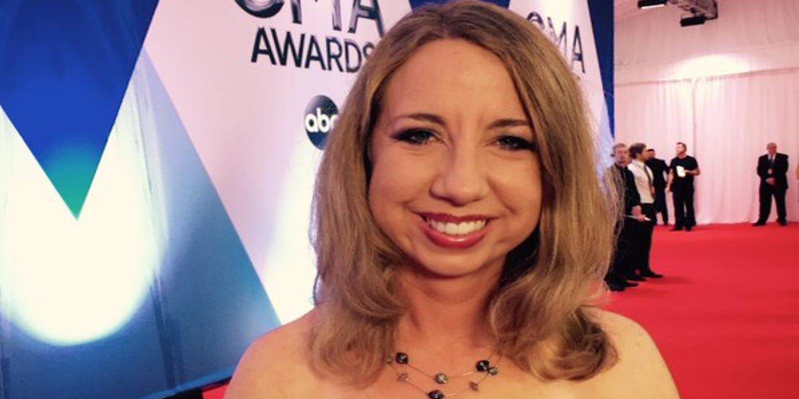 Tennessean's Cindy Watts wins CMA media award