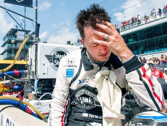 Rahal Letterman Lanigan Racing IndyCar driver Graham