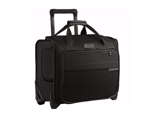 The Baseline Rolling Cabin Bag from Briggs & Riley
