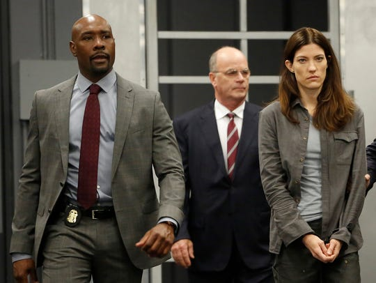 """The Enemy Within"" (NBC): FBI agent Will Keaton (Morris"