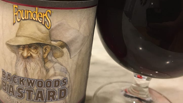 Founders' Backwoods Bastard brew is getting high marks worldwide