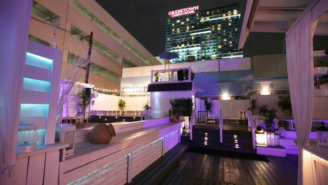 Exodos Rooftop lounge in Greektown is ready for another season of parties.