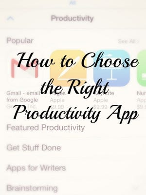 Productivityapp