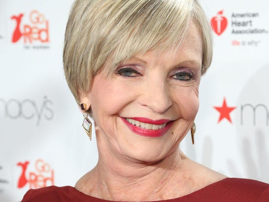 Florence Henderson died at age 82. She starred on Broad­way