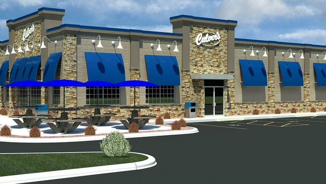 The Village of Plover Plan Commission will consider a proposal to build a Culver's restaurant at 1805 Plover Road.