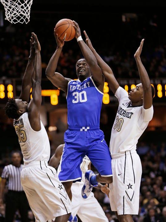 Kentucky Vanderbilt Basketball (6)