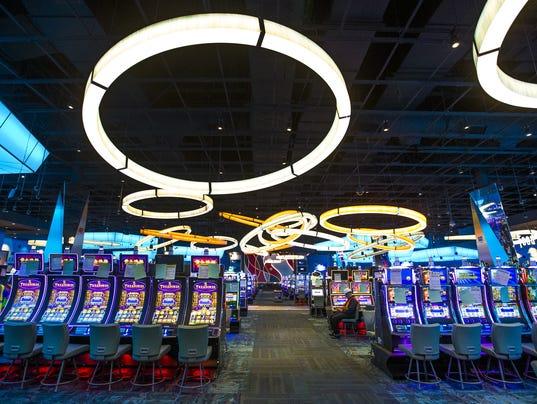 Desert diamond casino slots