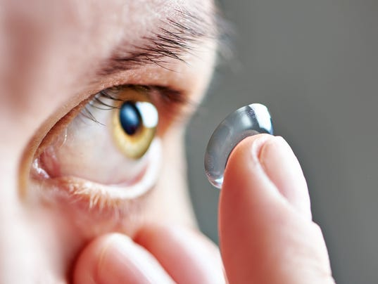 Special T Si >> Doctors find 27 contact lenses lodged in woman's eye, journal reports
