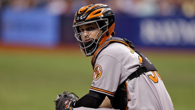 Former Franklin High and Lipscomb catcher Caleb Joseph is in his second season with the Baltimore Orioles and on the major league All-Star Game ballot.