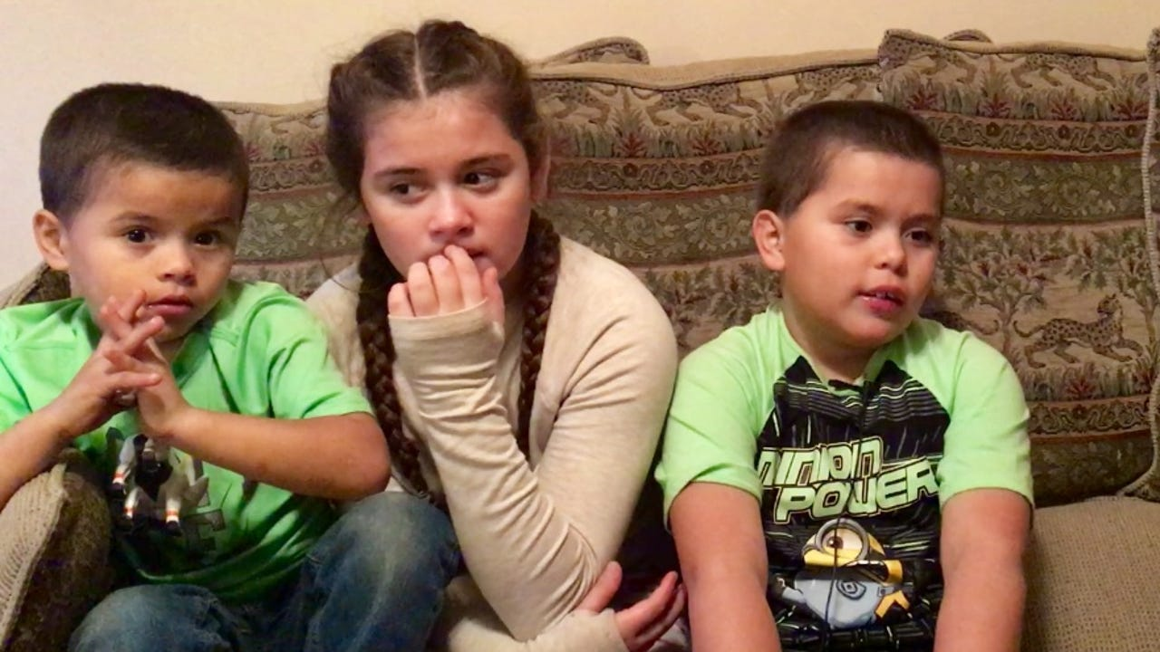 The four Owensboro children of a man recently deported to Mexico must immigrate to Mexico or they will enter American foster care.