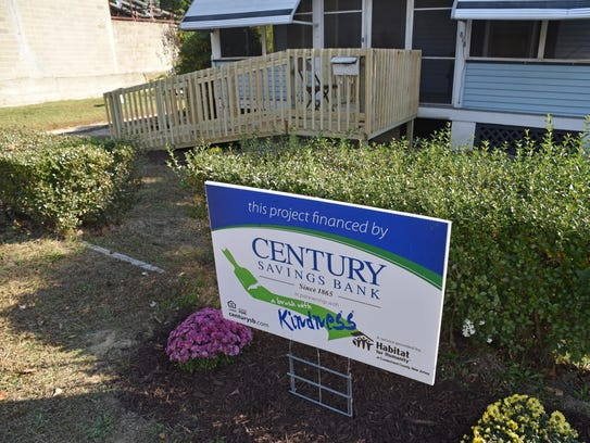 Century Savings Bank was one of many to help World
