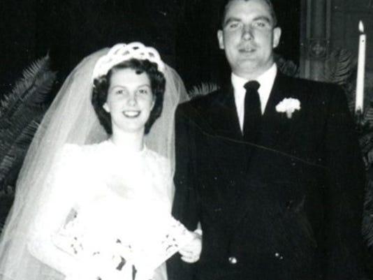 Anniversaries: Milton Schorp & Doris Schorp