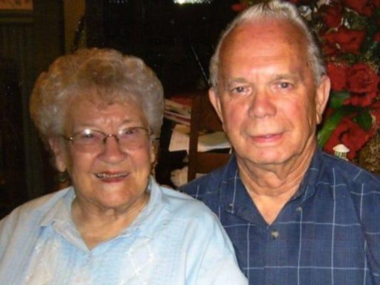 Anniversaries: Phyllis Mark & Ron Mark
