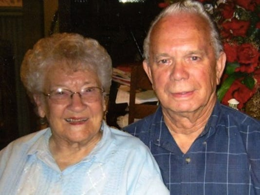 Anniversaries: Phyllis Mark & Ron Mark