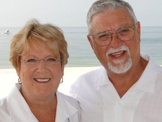 Anniversaries: Charles Mahaffey & Diana Mahaffey