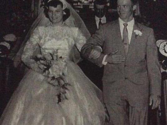 Anniversaries: Edward Zellers & Grace Zellers