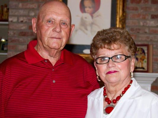 Anniversaries: Don Sensabaugh & Dixie Sensabaugh