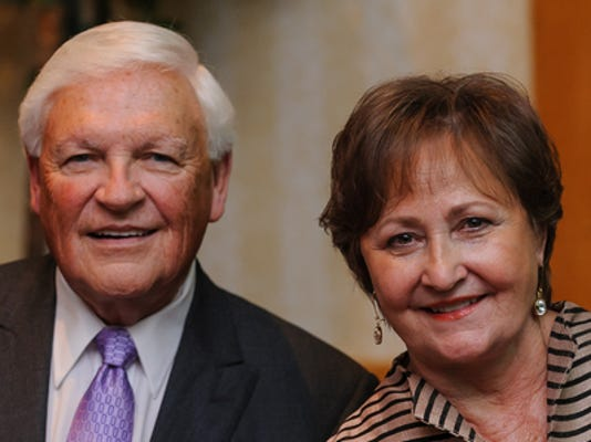 Anniversaries: Chuck Murfin & Karen Murfin
