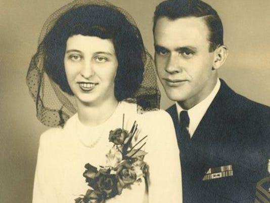 Anniversaries: Richard Wilken & Betty Wilken