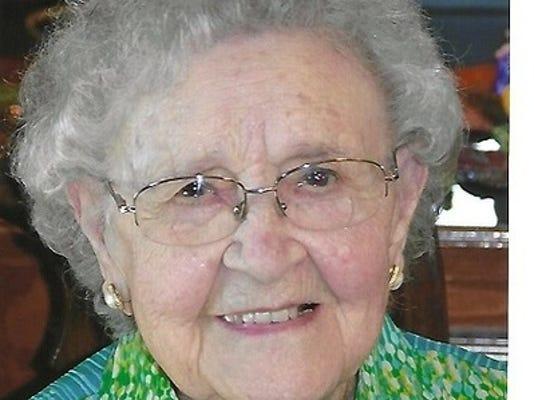 Birthdays: Helen Samsel