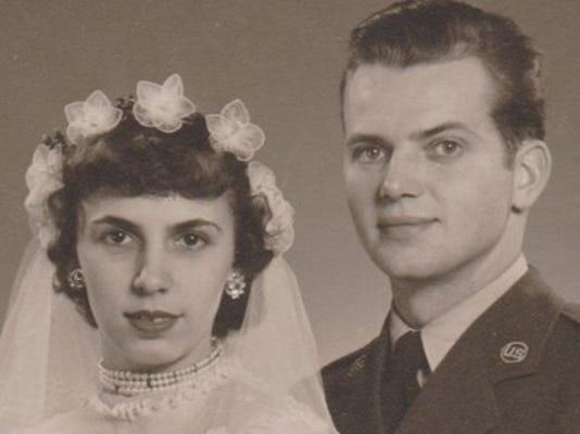 Anniversaries: Dennis Grodeckis & Elfriede Grodeckis
