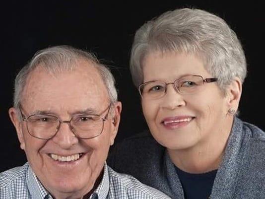 Anniversaries: Richard Gerst & Diane Gerst