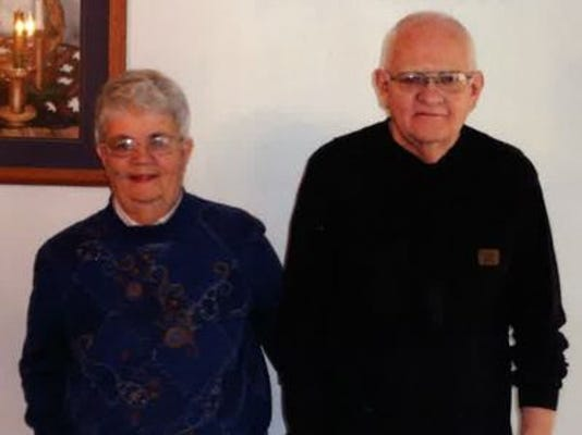 Anniversaries: Al Conner & Irene Conner