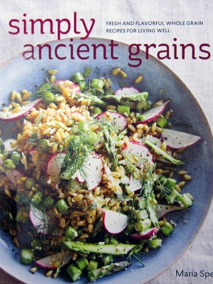 """Simply Ancient Grains,"" by Maria Speck"