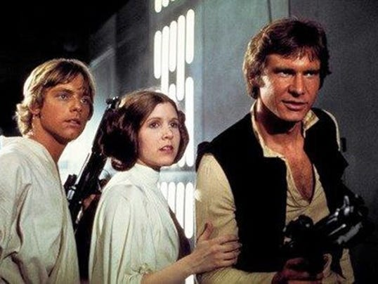 """Star Wars"" turns 40"