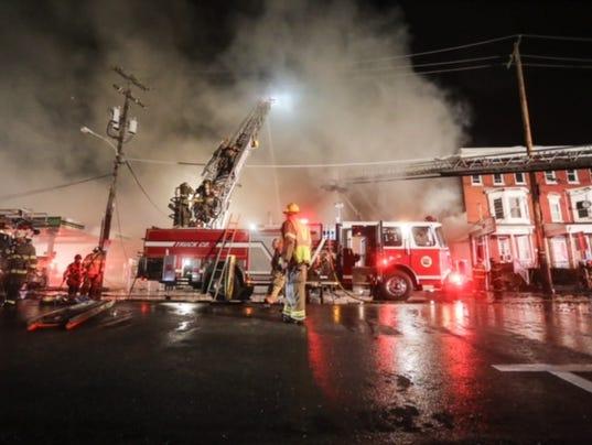 West York fire